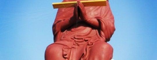 สมเด็จพระอาจารย์โตพรหมรังษี is one of Holy Places in Thailand that I've checked in!!.