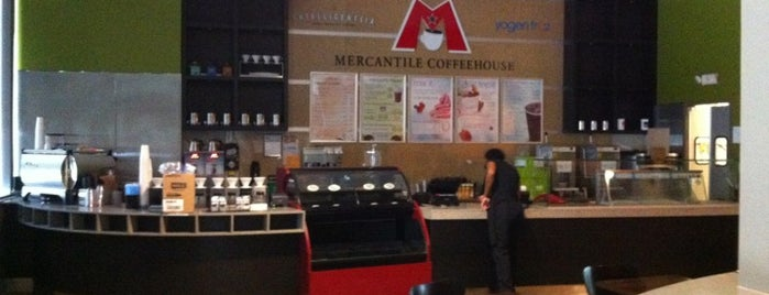 Mercantile Coffeehouse is one of Home in Dallas.