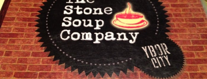The Stone Soup Company (Ybor City) is one of Florida trip 2013.