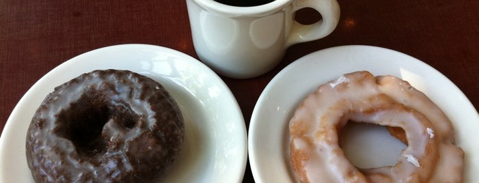 Top Pot Doughnuts is one of Best Places to Check out in United States Pt 4.
