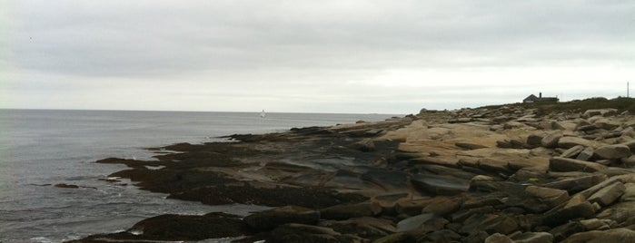 Halibut Point State Park is one of Top 10 favorites places in MA.