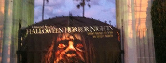 Universal Studios Hollywood is one of Best Haunts and Scares In United States-Halloween.