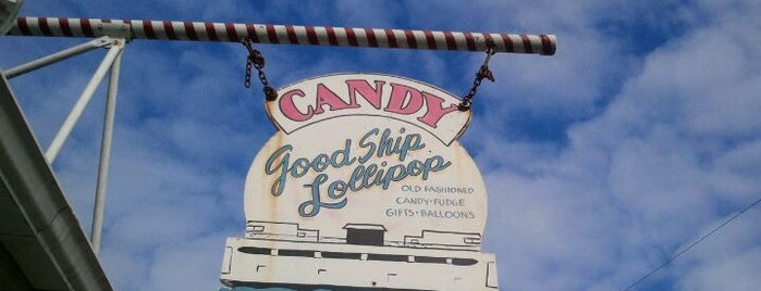 Good Ship Lollipop Candy Shop is one of Martha's Vineyard.