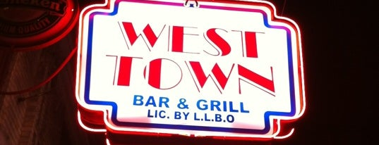 The West Town Bar & Grill is one of Hamilton Eats.