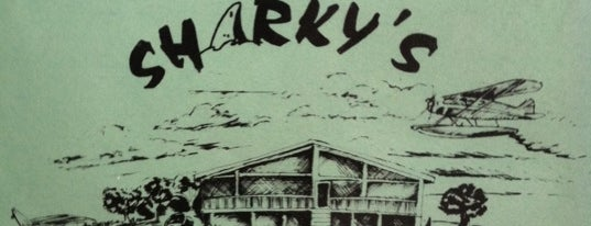 Sharky's Restaurant & Marina is one of Eateries.
