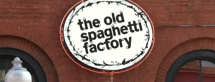 The Old Spaghetti Factory - St. Louis is one of The 15 Best Places That Are Good for Dates in St Louis.