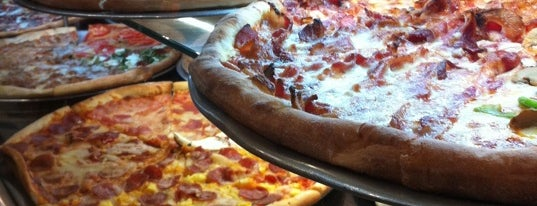 Ray's Pizza is one of East Village Pizza.