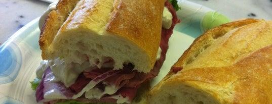 Al's Deli is one of Chicago's Top 50 Sandwiches.