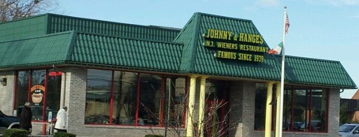 Johnny & Hanges is one of Places I been to before in my life.