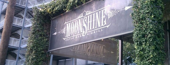 Moonshine Patio Bar & Grill is one of SXSW Austin 2012.