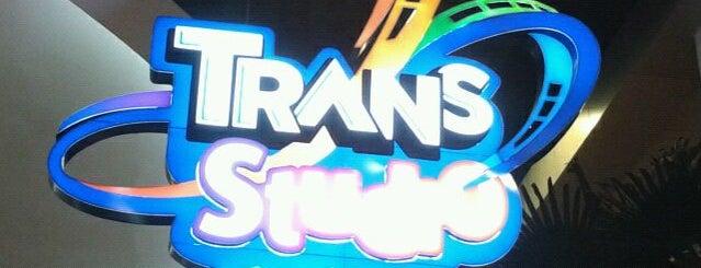 Trans Studio Bandung is one of Bandung Tourism: Parijs Van Java.