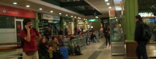 Terminal Alameda is one of Viajes.