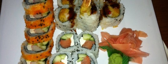 Bushido Japanese Restaurant is one of Charleston, SC.