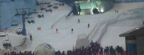 Ski Dubai is one of Best of World Edition part 3.