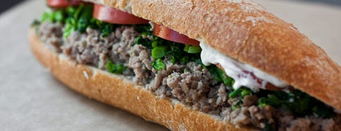 City Sandwich is one of #100best dishes and drinks 2011.