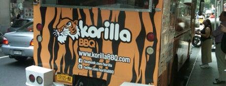 Korilla BBQ is one of NYC Food Trucks.