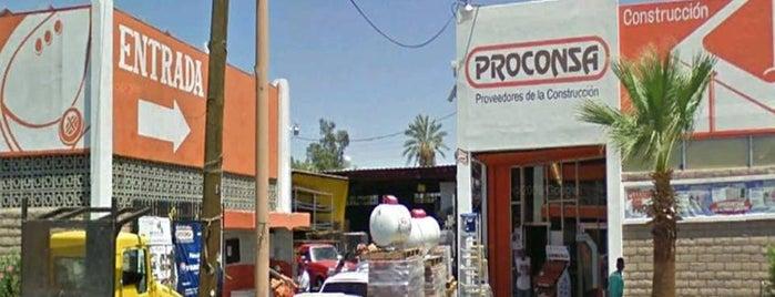 Proconsa is one of Descuentos con IDENTIDAD-UABC.