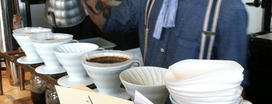 LA Coffee Crawl