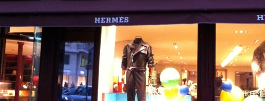 Hermès is one of Commerces.