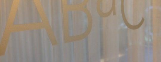 ABaC Restaurant & Hotel is one of Mejores Terrazas en Barcelona.