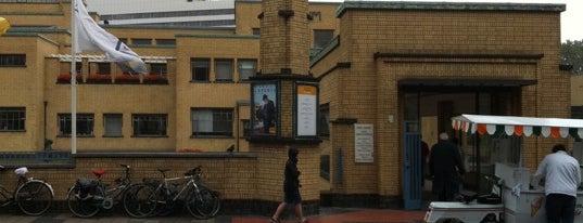 Gemeentemuseum Den Haag is one of The Hague #4sqCities.