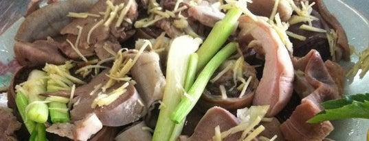 Cháo lòng, Tiết Canh, Tim Trần Ngọc Hiếu is one of Đồ ăn sài gòn.