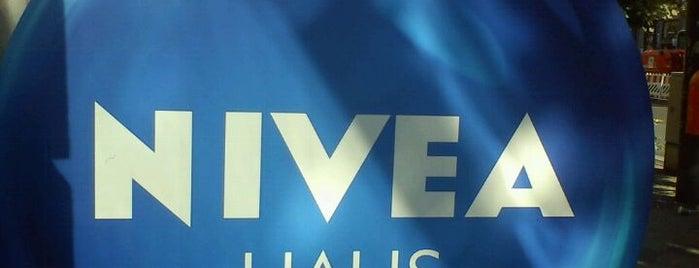 NIVEA Haus Berlin is one of Berlin, baby!.