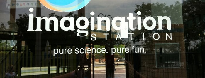 Imagination Station is one of Places in the mighty #toledo area. #ttown #visitUS.