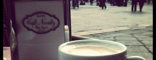 Café Novelty is one of Salamanca.