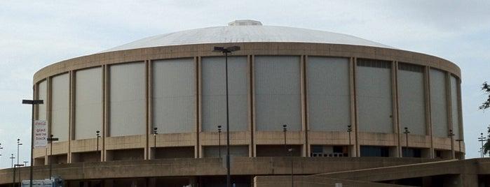 Mississippi Coast Coliseum & Convention Center is one of Eateries Bon Apetit!.