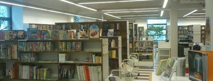 Jakomäen kirjasto is one of HelMet-kirjaston palvelupisteet.