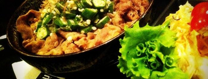 Kinniku Gyudon is one of Favorite Food.