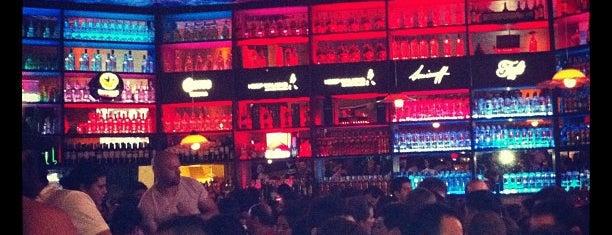 Bar Aurora is one of Henri's TOP Bars!.