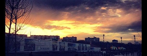 Парк им. Фрунзе is one of отдых.