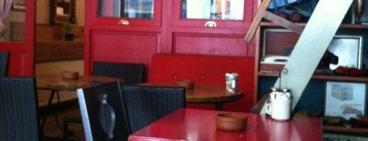 Cafe Smyrna is one of mistiklal.