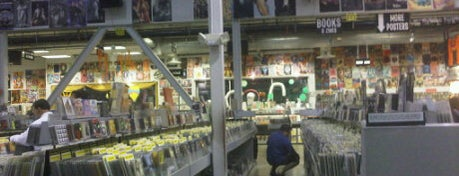 Amoeba Music is one of Best Places to Check out in United States Pt 6.