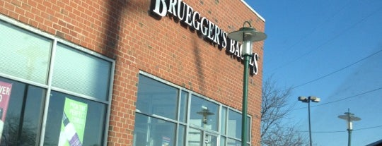 Bruegger's is one of Places I Frequent.