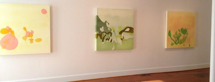 Reynolds Gallery Inc is one of Midtown Art Venues.
