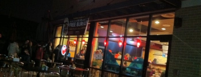 Meatheads Burgers & Fries is one of Best Food in BloNo.