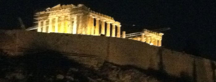 Acropolis of Athens is one of Greek gems.