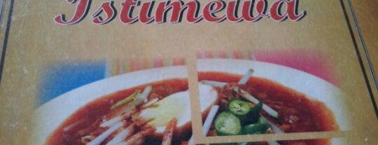 Restoran Mee Rebus & Pasembur Utara is one of Makan @ KL #1.