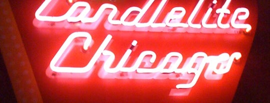 Candlelite Chicago Restaurant is one of The 15 Best Places That Are Good for Dates in Chicago.