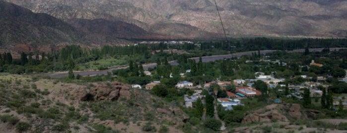 Cerro Sanagasta is one of Cuyo (AR).