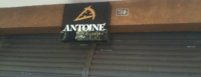 Antoine Pizzaria is one of Bares e restaurantes BH.