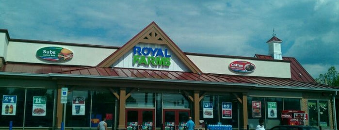 Royal Farms is one of Hometown Hot Spots.