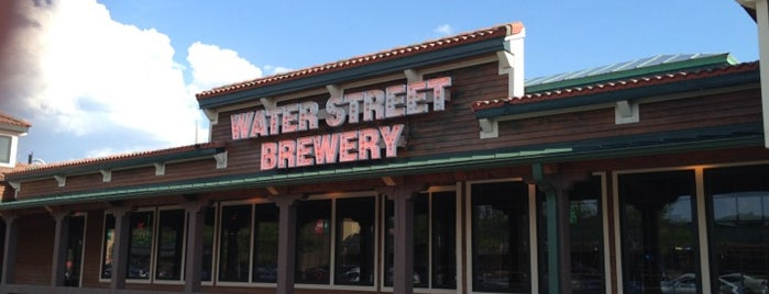 Water Street Brewery is one of My Faves.