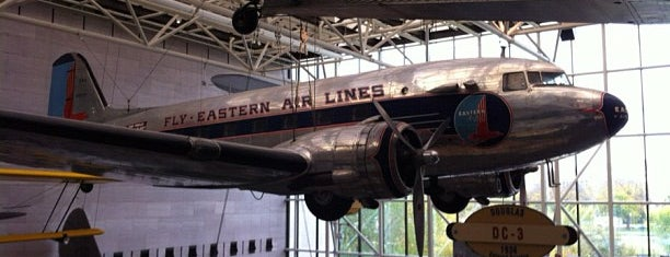 National Air and Space Museum is one of Must see places in Washington, D.C..