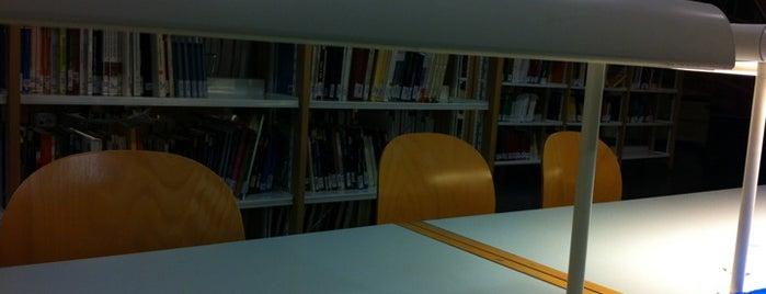 Biblioteca de Ciencias de la Información (UCM) is one of Publicidad y RR. PP..