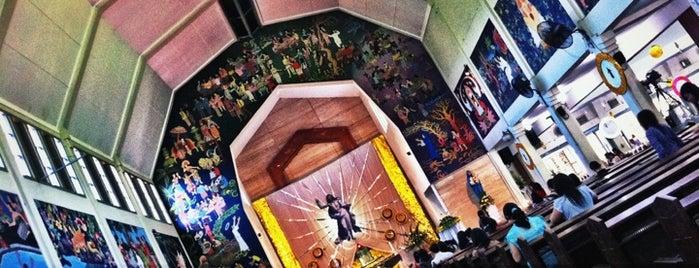 Gereja St. Antonius Kotabaru is one of Visited Places in Yogyakarta :).