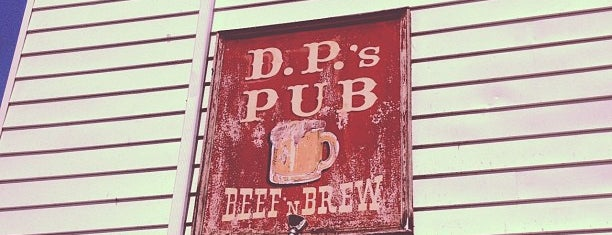 D.P.'s Pub is one of NJ To Do.